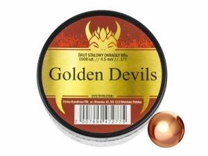 Śrut BBs Devils Golden 4,46 mm 1500 szt.