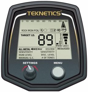 """Wykrywacz metali Teknetics T2 Classic 11"""" DD v. 9.0"""