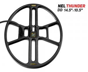Sonda Cewka Nel Thunder 14,5x10,5 Garrett ACE