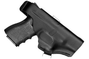 Kabura do pistoletu Glock 19 / RMG-19 skórzana