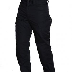 Spodnie KollteX MTS Regular czarne