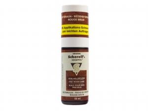 Olej naturalny do drewna Scherell Mahoń 50 ml