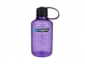 Butelka Nalgene Narrow Mouth 0,5 l fioletowa z wąskim wlewem
