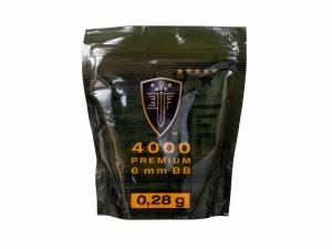 Kulki BB do ASG Elite Force Premium 0,28 g 6 mm 4000 szt.