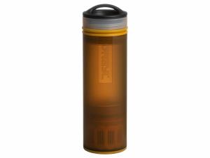 Butelka filtrująca Grayl Ultralight Compact bursztynowa