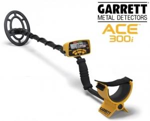 Wykrywacz metali Garrett ACE 300i
