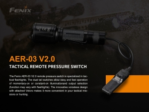 Włącznik na kablu żelowy Fenix AER-03 V2.0